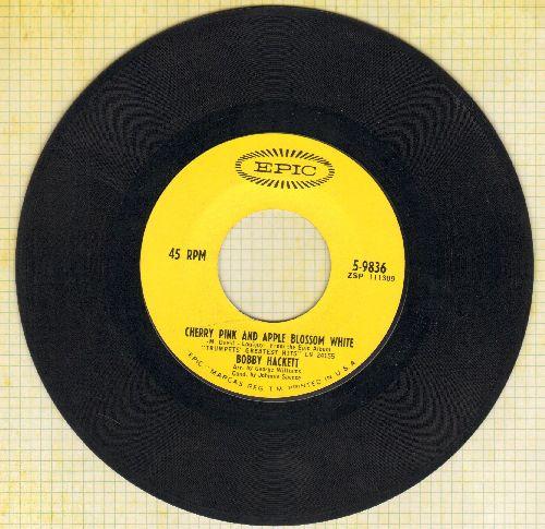 Hackett, Buddy - Cherry Pink And Apple Blossom White/Ciribin - NM9/ - 45 rpm Records