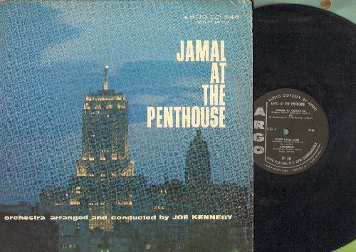 Jamal, Ahmad - Jamal At The Penthouse: Come Ci Comme Ca, Ivy, Never Never Land, Tangerine, Ahmad's Blues (vinyl MONO LP record, 1959 first pressing) - VG7/VG6 - LP Records