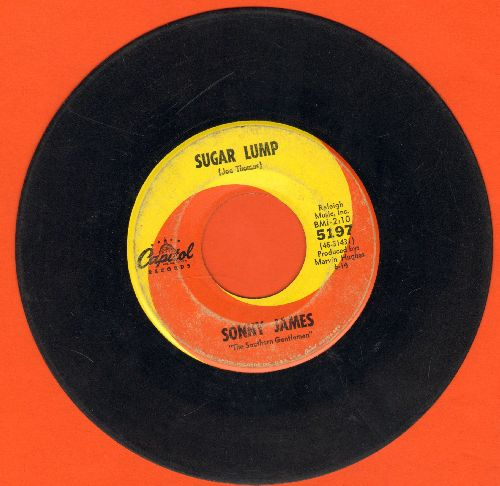 James, Sonny - Sugar Lump/Ask Marie  - VG6/ - 45 rpm Records
