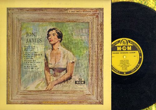 James, Joni - Award Winning Album: Have You Heard, When We Come Of Age, Purple Shades, Wishing Ring (Vinyl MONO LP record, yel;low label early pressing) - NM9/VG7 - LP Records