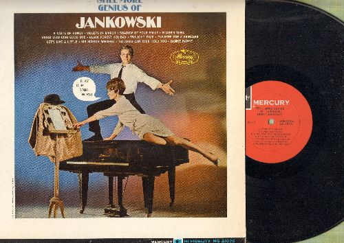 Jankowski, Horst - Still More Genius Of Jankowski: A taste Of Honey, Elmer's Tune, Black Forest Holiday, Shadow Of Your Smile (vinyl MONO LP record) - NM9/EX8 - LP Records