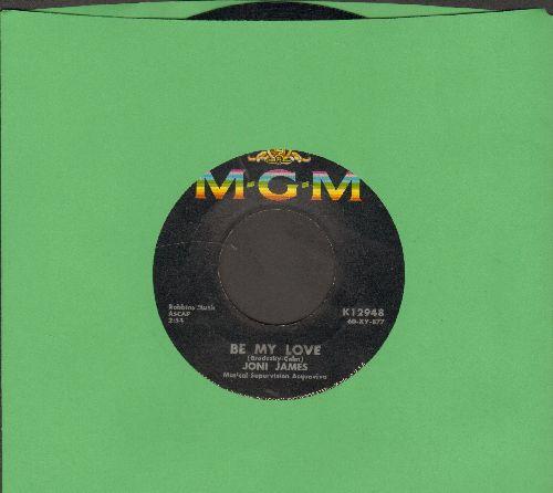 James, Joni - Be My Love/Tall A Tree - NM9/ - 45 rpm Records