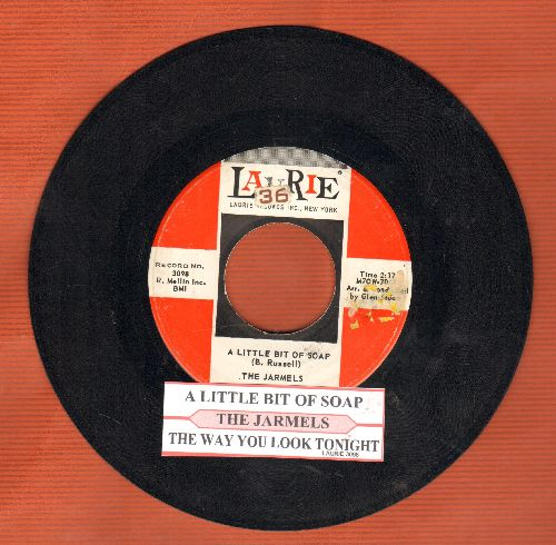 Irwin, Big Dee - Happy Being Fat/Soul Waltzin' (with juke box label) - VG7/ - 45 rpm Records