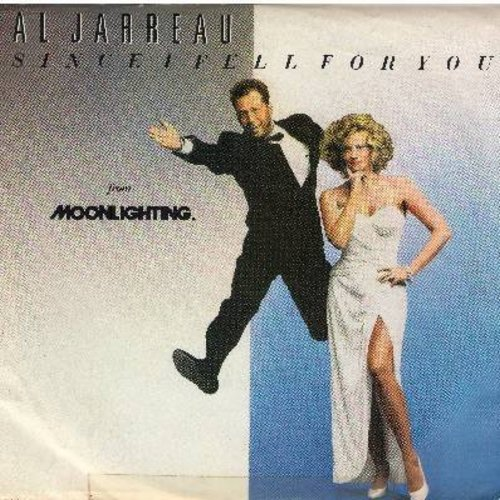 Jarreau, Al - Since I Fell For You (from -Moonlighting-) (with picture sleeve) - NM9/VG7 - 45 rpm Records