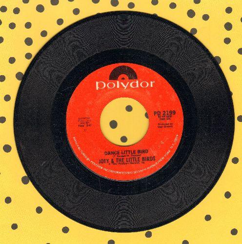 Joey & The Little Birds - Dance Little Birds (CHICKEN DANCE!)/March Of The Little Birds  - VG7/ - 45 rpm Records