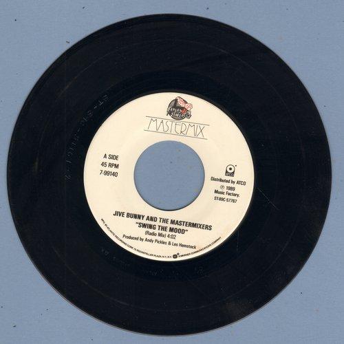 Jive Bunny & The Mastermixers - Swing The Mood/Glenn Miller Medley - EX8/ - 45 rpm Records