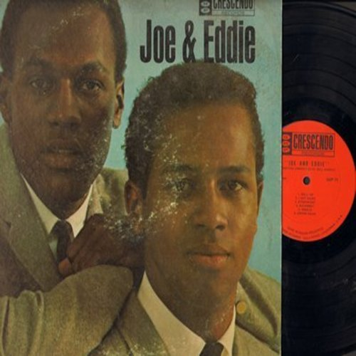 Joe & Eddie - Joe & Eddie: Mack The Knife, Dehlia, I've Got Shoes, Roll On, All My Trials (Vinyl LP record) - NM9/VG6 - LP Records