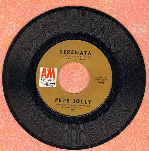 Jolly, Pete - Serenata/Like A Lover (bb) - NM9/ - 45 rpm Records