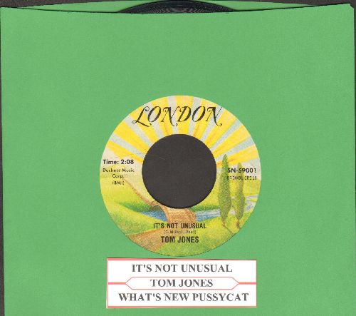John, Elton - Sugar On The Floor/Island Girl (with MCA company sleeve) - NM9/ - 45 rpm Records