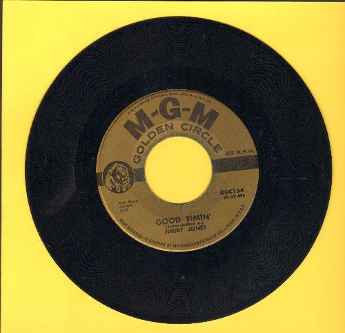 Jones, Jimmy - Good Timin'/Handy Man (double-hit re-issue) - VG7/ - 45 rpm Records