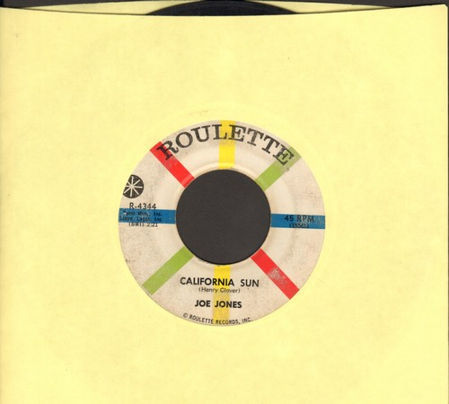 Jones, Joe - California Sun/Please Don't Talk About Me When I'm Gone - VG7/ - 45 rpm Records