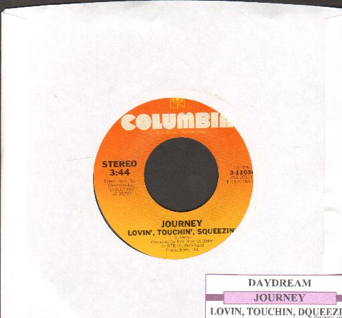 Journey - Daydream/Lovin', Touchin', Squeezin' (with juke box label) - NM9/ - 45 rpm Records