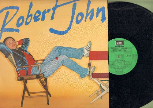 John, Robert - Robert John: Sad Eyes, Dance The Night Away, Give A Little More, Only Time (vinyl STEREO LP record) - NM9/EX8 - LP Records