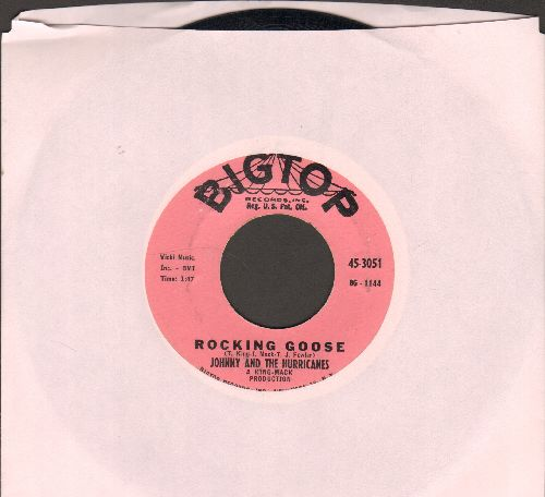 Johnny & The Hurricanes - Rocking Goose/Revival - EX8/ - 45 rpm Records