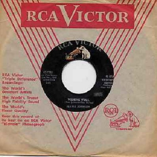 Johnson, Jeanie - Wishing Well/Johnny My Love (with RCA company sleeve) - EX8/ - 45 rpm Records