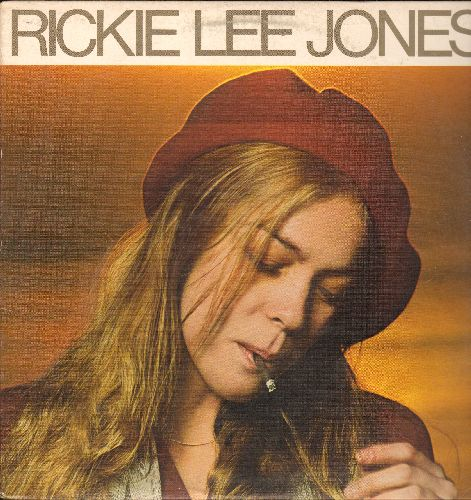 Jones, Rickie Lee - Rickie Lee Jones: Chuck E's In Love, After Hours (Twelve Bars Past Goodnight), Young Blood, Coolsville (Vinyl STEREO LP record) - NM9/VG7 - LP Records