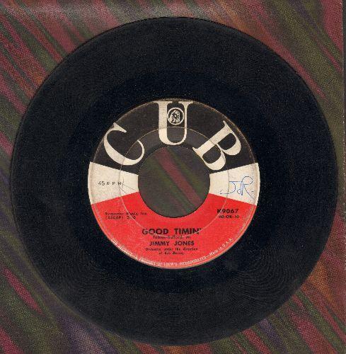 Jones, Jimmy - Good Timin'/My Precious Angel (minor wol) - VG7/ - 45 rpm Records