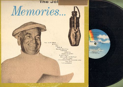 Jolson, Al - The Jolson Story - Memories: De Camptown Races, Oh Susannah, Beautiful Dreamer, Remember Mother's Day, Cantor On The Sabbath (Vinyl LP record, 1970s pressing)(soc) - NM9/VG6 - LP Records