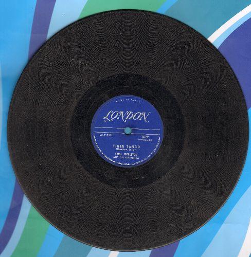 Stapleton, Cyril & His Orchestra - The Italian Theme/Tiger Tango (10 inch 78 rpm record) - EX8/ - 78 rpm