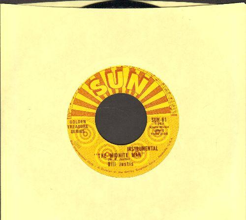 Justis, Bill - Raunchy/The Midnite Man  - NM9/ - 45 rpm Records