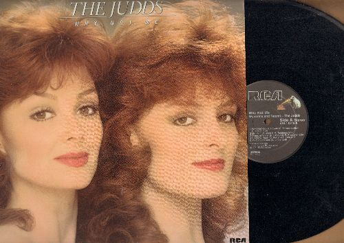 Judds - Why Not Me: Bye Bye Baby Blues, Endless Sleep, Mama He's Crazy (vinyl STEREO LP record) - NM9/NM9 - LP Records