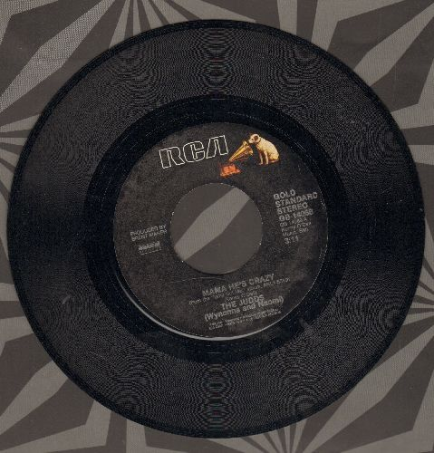 Judds - Mama He's Crazy/Down Home - NM9/ - 45 rpm Records