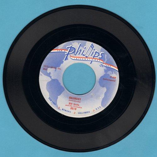 Justis, Bill - Raunchy/The Midnite Man  - VG7/ - 45 rpm Records