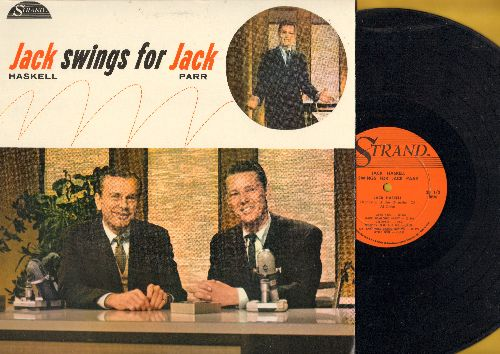 Haskell, Jack - Jack Haskell Swings For Jack Parr: Make Someone Happy, Just Friends, I'll See You In My Dreams (vinyl MONO LP record) - NM9/EX8 - LP Records