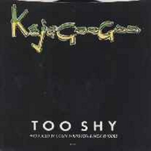 Kajagoogoo - Too Shy/Take Another View (with picture sleeve) - NM9/EX8 - 45 rpm Records