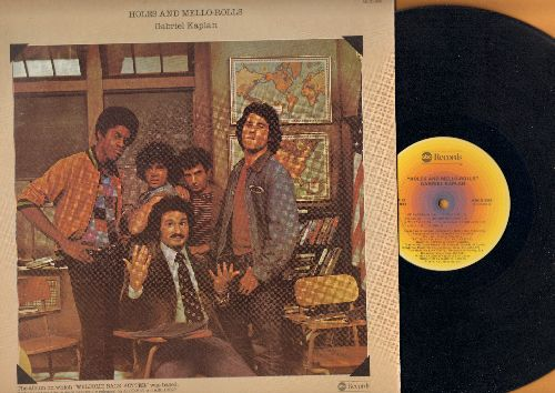 Kaplan, Gabriel - Holmes And Mello-Rolls - Classic Comedy Routines by TV's Favorite Urban High School Teacher Mr. Kotter (Vinyl STEREO LP record) - EX8/EX8 - LP Records