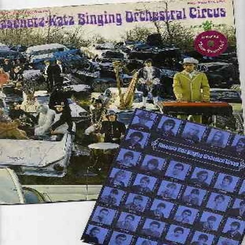 Kasenetz-Katz Singing Orchestra Circus - The Kasenetz-Katz Singing Orchestra Circus, Featuring The 1910 Fruitgum Co., The Music Explosion, The Ohio Express, and others: Place In The Sun, (Poor Old) Mr. Jensen, Simon Says, Yesterday, You've Lost That Lovin