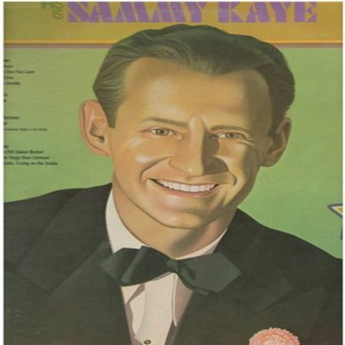 Kaye, Sammy - This Is Sammy Kaye: How Deep Is The Ocean, Blueberry Hill, Lavender Blue, My Buddy, Summertime, The Umbrella Man (2 vinyl LP record set, gate-fold cover) - NM9/EX8 - LP Records