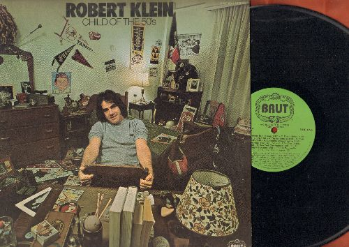 Klein, Robert - Child Of The 50's - Obersvational Humor about growing up in 1950s America (vinyl LP record, 1973 first pressing) - NM9/EX8 - LP Records