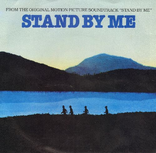 King, Ben E. - Stand By Me/Yakety Yak (by The Coasters on flip-side) (both songs from the Soundtrack of film Stand By Me, with picture sleeve) - NM9/NM9 - 45 rpm Records