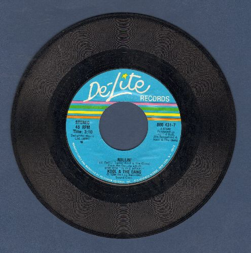 Kool & The Gand - Rollin'/Misled - EX8/ - 45 rpm Records