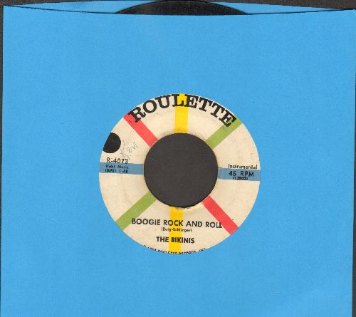 Bikinis - Bikini/Boogie Rock And Roll (sol) - VG6/ - 45 rpm Records