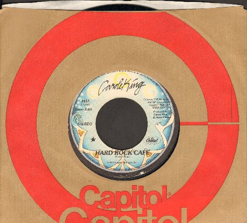 King, Carole - Hard Rock Café/To Know That I Love You (with Capitol company sleeve) - VG7/ - 45 rpm Records