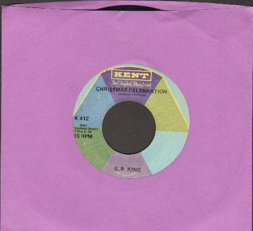 King, B. B. - Christmas Celebration/Easy Listening - EX8/ - 45 rpm Records