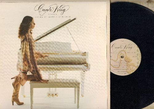 King, Carole - Pearls - Songs Of Goffin And King: Dancing With Tears In My Eyes, Locomotion, One Fine Day, Cahins (Vinyl LP record) - NM9/EX8 - LP Records