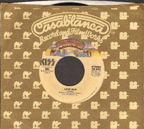 KISS - Love Gun/Hooligan (with Casablanca company sleeve) - NM9/ - 45 rpm Records