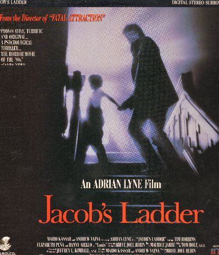 Jacobs Ladder - Jacobs Ladder Laser Dsic - NM9/EX8 - LaserDiscs