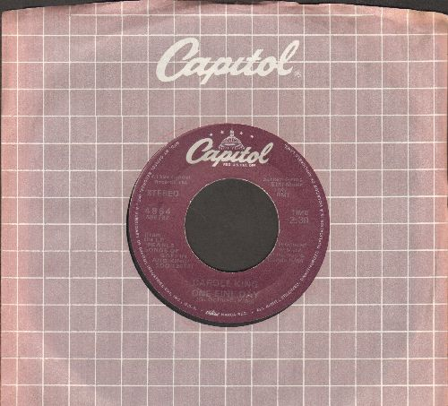 King, Carole - One Fine Day/Rulers Of This World (with Capitol company sleeve) - VG7/ - 45 rpm Records