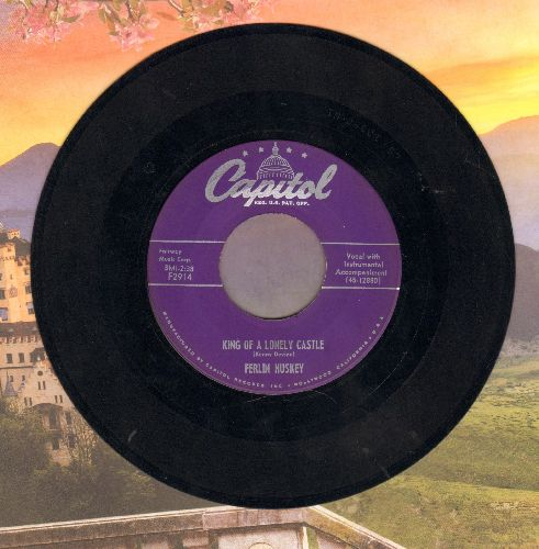 Husky, Ferlin - King Of A Lonely Castle/Very Seldom, Frequently Never - VG7/ - 45 rpm Records