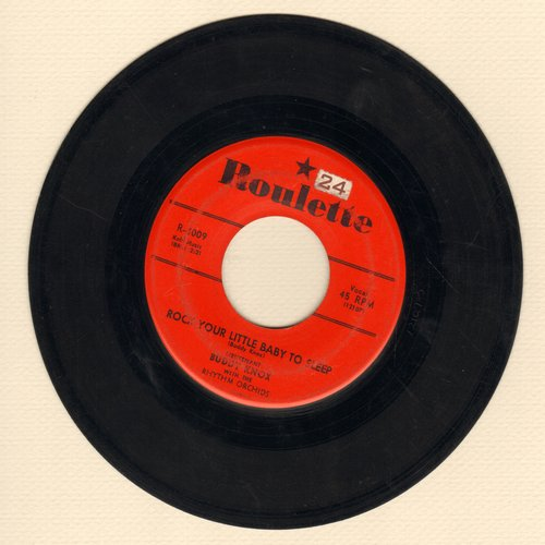 Knox, Buddy - Rock Your Little Baby To Sleep/Don't Make Me Cry (red label) - VG7/ - 45 rpm Records