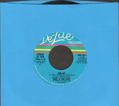 Kool & The Gang - Rollin'/Misled - NM9/ - 45 rpm Records