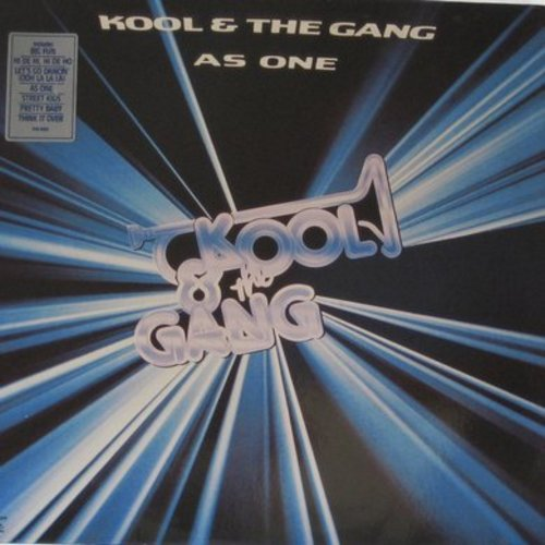 Kool & The Gang - Kool & The Gang As One: Big Fun, Hi De Hi Hi De Ho, Let's Go Dancin' (Ooh La La La), Street Kids, Pretty Baby, Think It Over (Vinyl STEREO LP record) - NM9/NM9 - LP Records