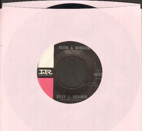 Kramer, Billy J. - From A Window/I'll Be On My Way - EX8/ - 45 rpm Records
