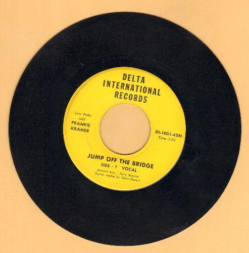 Kramer, Frankie - Jump Off The Bridge/Kramer's Polka - NM9/ - 45 rpm Records