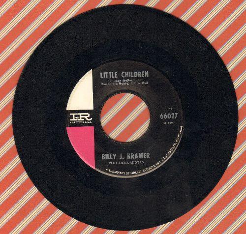 Kramer, Billy J. - Bad To Me/Little Children (wol) - EX8/ - 45 rpm Records