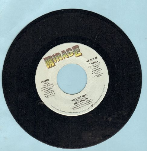 Knight, Jean - My Toot Toot (DANCE CLUB NOVELTY FAVORITE!)/My Heart Is Willing (And My Body Is Too) - NM9/ - 45 rpm Records